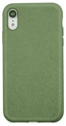 Forever Bioio zadný kryt pre Apple iPhone Xs a X, zelená