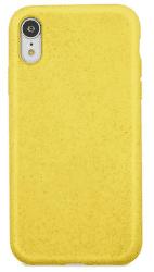 Forever Bioio zadný kryt pre Apple iPhone Xs Max, žltá