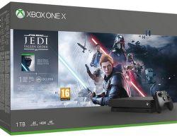 Xbox One X 1TB + Star Wars Jedi: Fallen Order