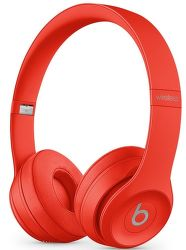 Beats Solo3 Wireless červené