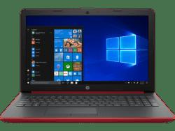 HP 15-db1701nc červeno-šedý