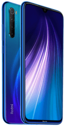 Xiaomi Redmi Note 8T 128 GB modrý