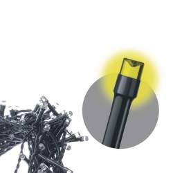 Emos 120 LED 1,1×1 WW svetelná sieť