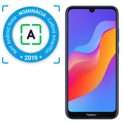 Honor 8A 32 GB modrý