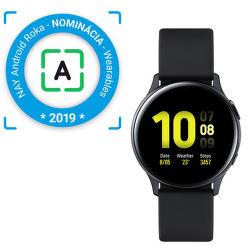 Samsung Galaxy Watch Active2 40mm čierne