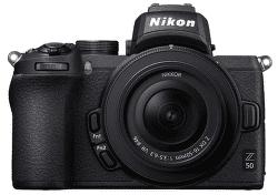 Nikon Z50 čierna + Nikon Z DX 16-50mm f/3,5-6,3 VR
