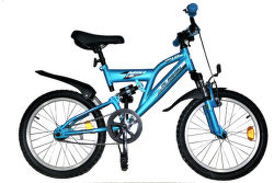 Olpran Miki 18 BLU detský bicykel