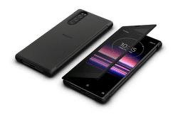 Sony Style View puzdro pre Sony Xperia 5, čierna