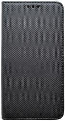 Mobilnet knižkové puzdro pre Motorola Moto E6 Plus, čierna