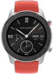 Amazfit GTR 42 mm červené