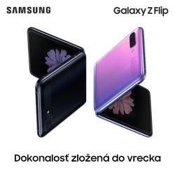 Prijímame predobjednávky na Samsung Galaxy Z Flip