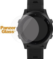 PanzerGlass Flat tvrdené sklo pre SmartWatch 35 mm, Garmin Forerunner 245/Music/45, transparentná