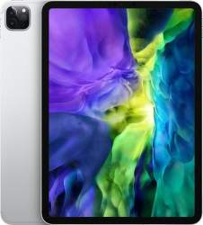 "Apple iPad Pro 11"" (2020) 256GB Wi‑Fi + Cellular MXE52FD/A strieborný"
