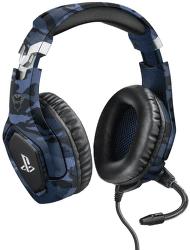 Trust GXT 488 Forze pre PS4 modrý