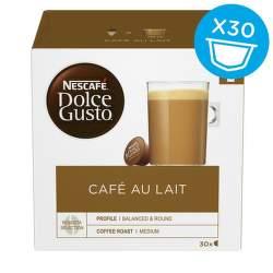Nescafé Dolce Gusto Café au Lait (30ks)