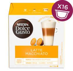 Nescafé Dolce Gusto Latte Macchiato (16ks)