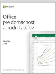 Microsoft Office 2019 Home & Business SK (T5D-03323)