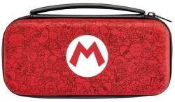 PDP Deluxe Travel Case - Mario Remix Edition