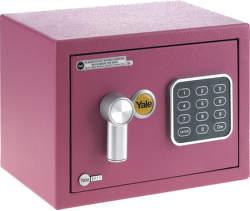 Yale YSV/170/DB1 Sejf Mini ružový