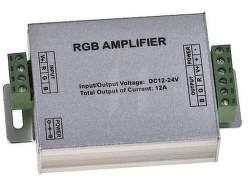 VEGA Zosilňovač k LED pásu VA-001/ RGB zosilňovač