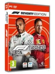 F1 2020 Seventy Edition PC hra