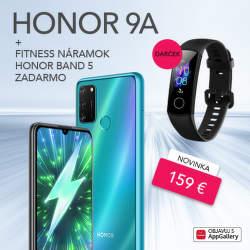 Darček k predobjednávkam Honor 9A