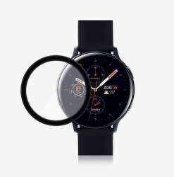 PanzerGlass tvrdené ochranné sklo pre smart hodinky Huawei GT 2, čierna