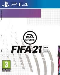 FIFA 2021 - PS4 hra