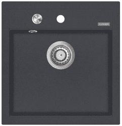 Concept DG00c50dg šedý drez