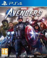 Marvel's Avengers - PS4 hra