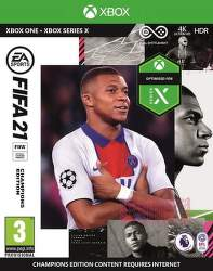 FIFA 21 Champions Edition - Xbox One/Series hra