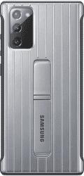 Samsung tvrdené ochranné puzdro pre Samsung Galaxy Note 20, strieborná