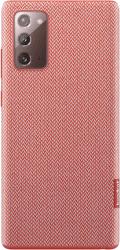Samsung Kvadrat puzdro pre Samsung Galaxy Note 20, červená