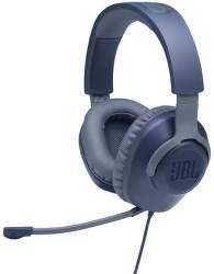 JBL Quantum 100 modrý
