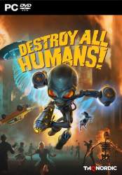 Destroy All Humans! PC hra