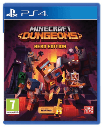 Minecraft Dungeons: Hero Edition - PS4 hra