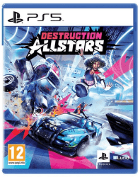 Destruction AllStars - PS5 hra