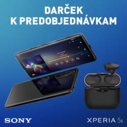 Darček k predobjednávkam Sony Xperia 5 II