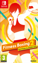 Fitness Boxing 2: Rhythm and Exercise - Nintendo Switch hra