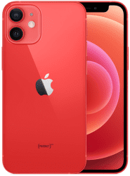 Apple iPhone 12 mini 256 GB (PRODUCT)RED