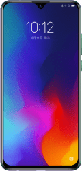 Lenovo K10 Note 64 GB zelený
