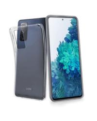SBS Skinny puzdro pre Samsung Galaxy S20 FE transparentná