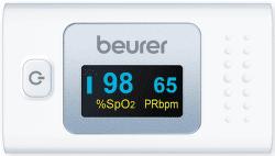 Beurer PO 35 pulzný oxymeter