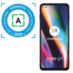 Motorola Moto G 5G Plus modrý