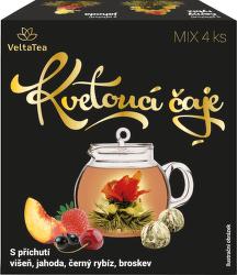 Mystify zelený kvitnúci čaj (4ks)