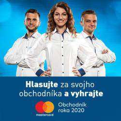 MasterCard obchodník roka 2020