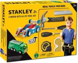 Stanley Jr. U003-K02-T06-SY sada hračiek