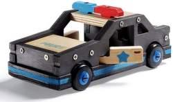 Stanley Jr. OK096-SY stavebnica policajné auto