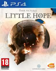 The Dark Pictures Antology: Little Hope - PS4 hra