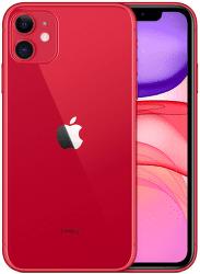 Renewd - Obnovený iPhone 11 64 GB Red červený